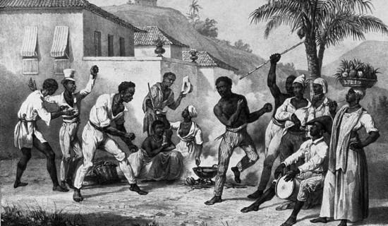 capoeira history