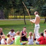 wakacje z capoeira we Włocławku