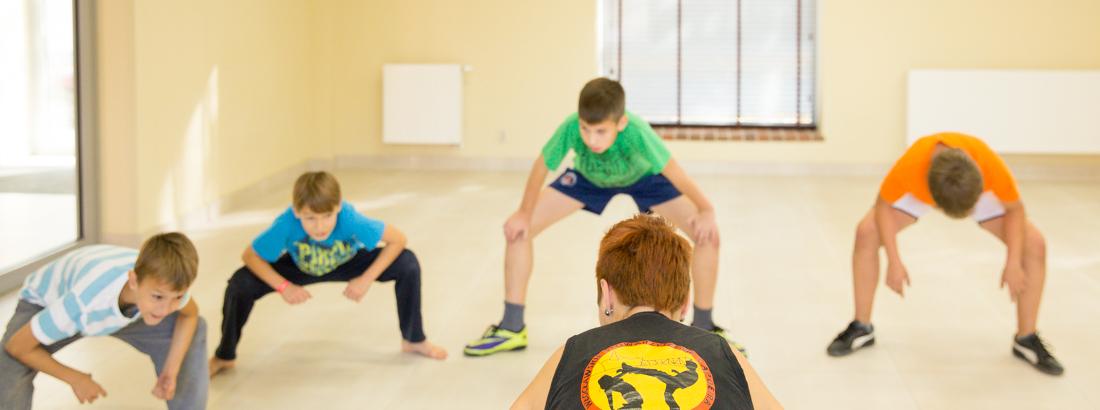 Capoeira na Przystanku Dobro
