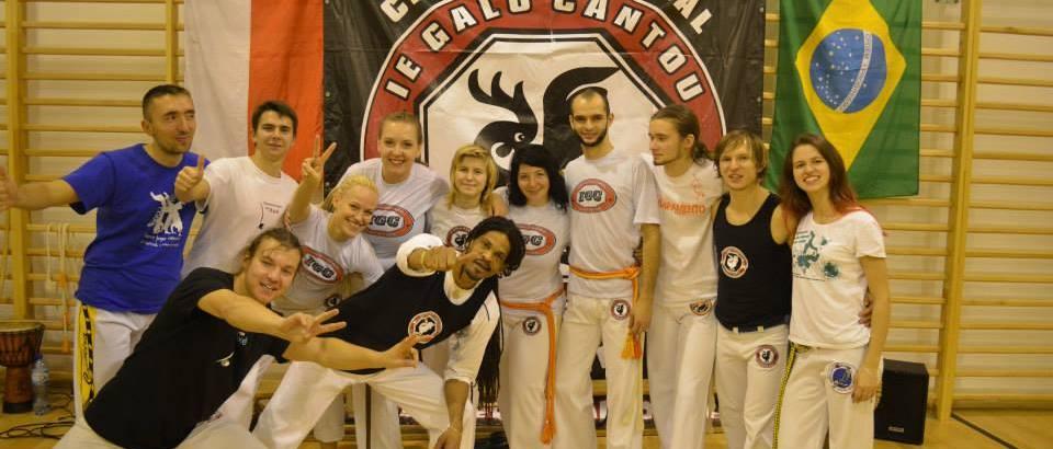warsztaty capoeira Elbląg