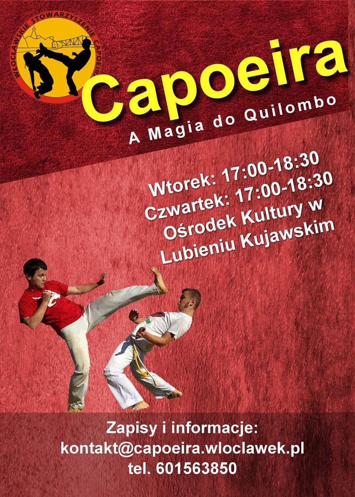 capoeira lubień kujawski